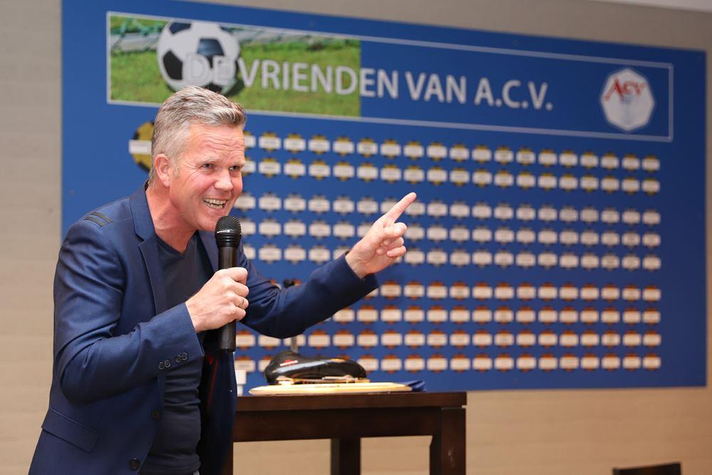 Erik Hulzebosch op bezoek bij ACV