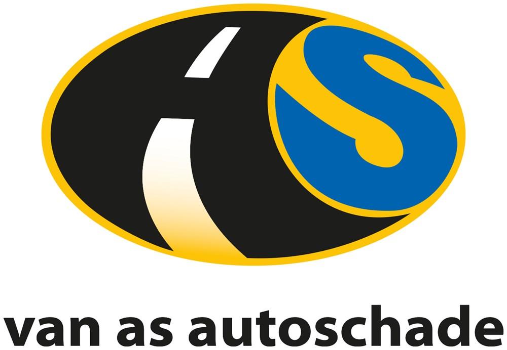 Logo Van As Autoschade