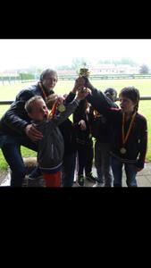 FC Axel M2  4e plaats toernooi R.K.V.V. Koewacht