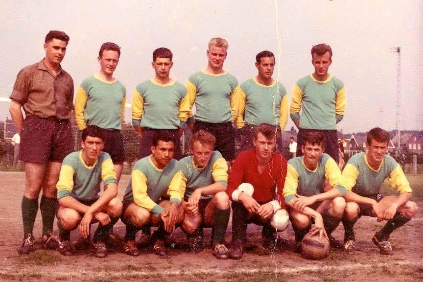 BVC'12 1e elftal 1963