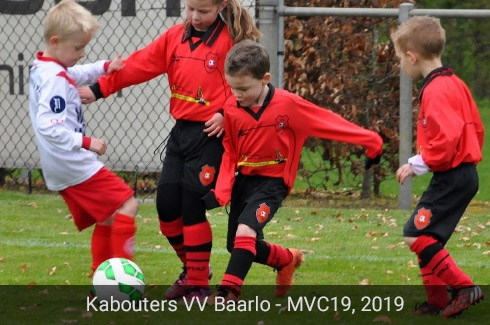 Foto kabouters VV Baarlo - MVC19, 2019