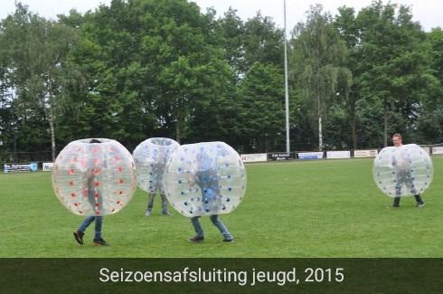 Seizoensafsluiting jeugd VV Baarlo, 2015