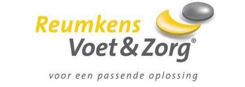 Logo Reumkens voetzorg