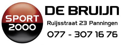 Logo Sport2000 De Bruin