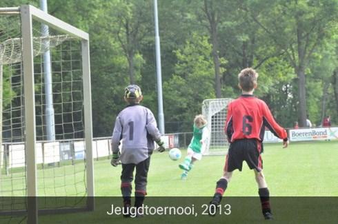 Jeugdtoernooi VV Baarlo, 2013