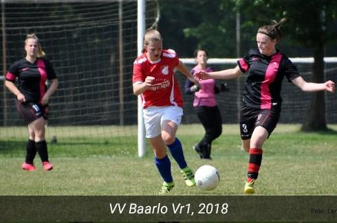 VV Baarlo Vr1, 2018