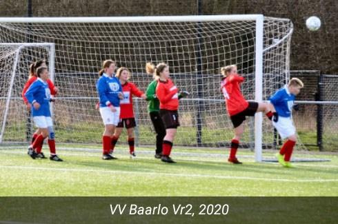 Foto VV Baarlo Vr2, 2020