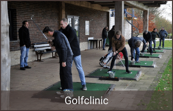 Golfclinic golfcentrum De Berckt
