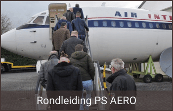 Rondleiding PS Areo