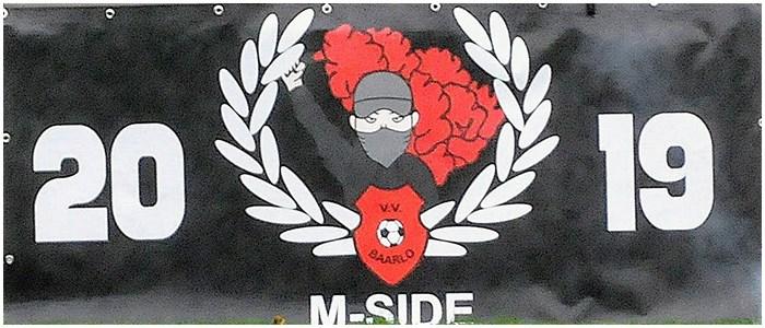 Spandoek M-side VV Baarlo