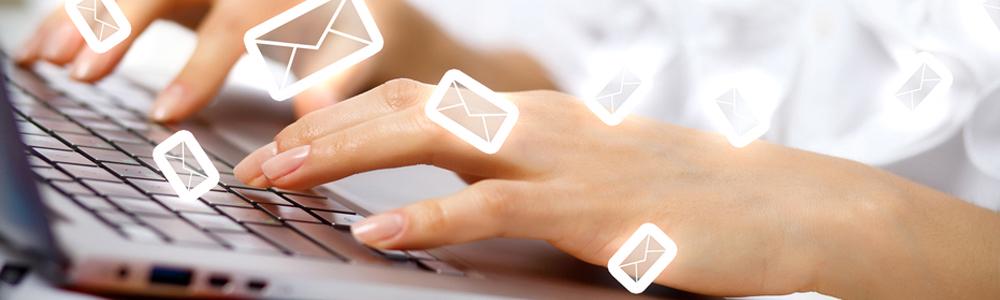 email sturen