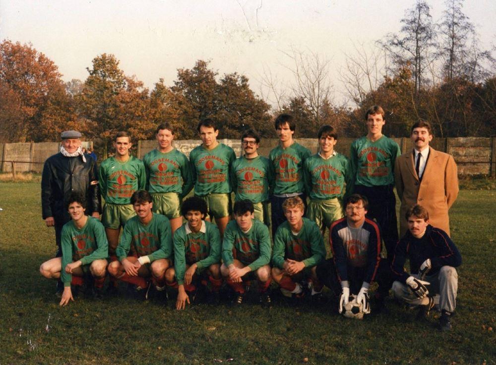 SK Berkenrode (Eerste Elftal 1984)