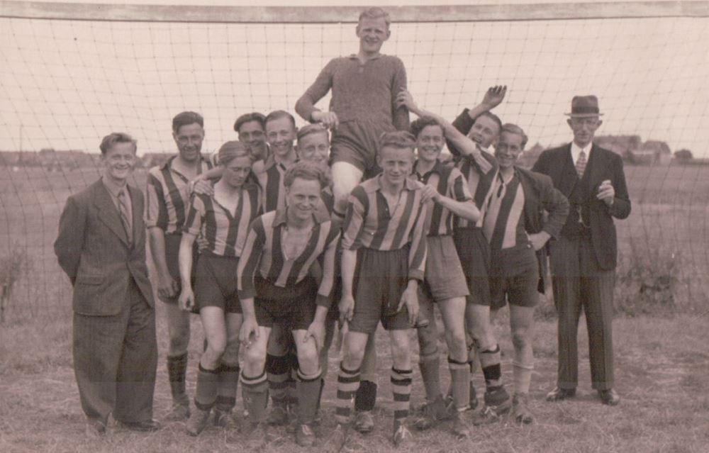 100 jaar voetbal