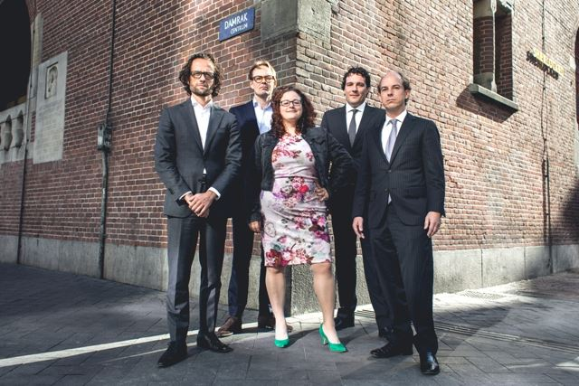 Het team van ENDYMION Amsterdam