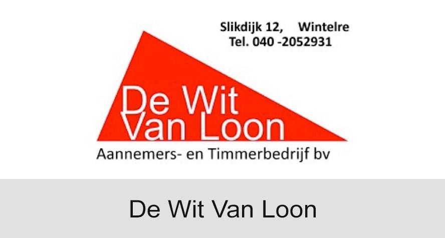 De Wit Van Loon