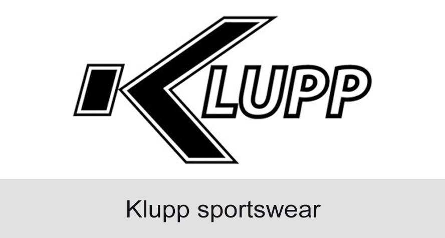 Klupp sportswear
