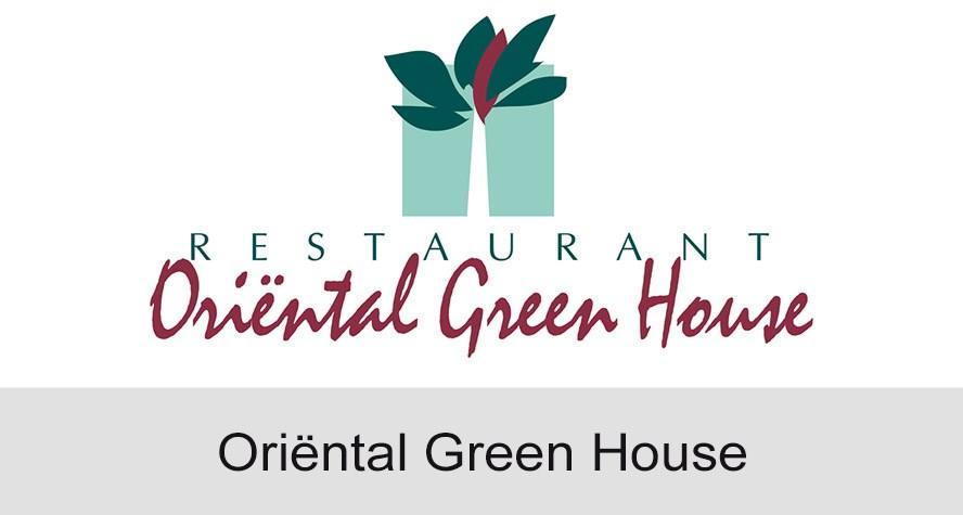 Oriëntal Green House