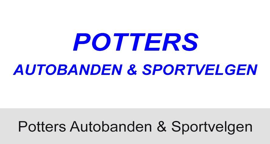 Potters autobanden