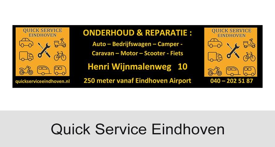 Quick Service Eindhoven