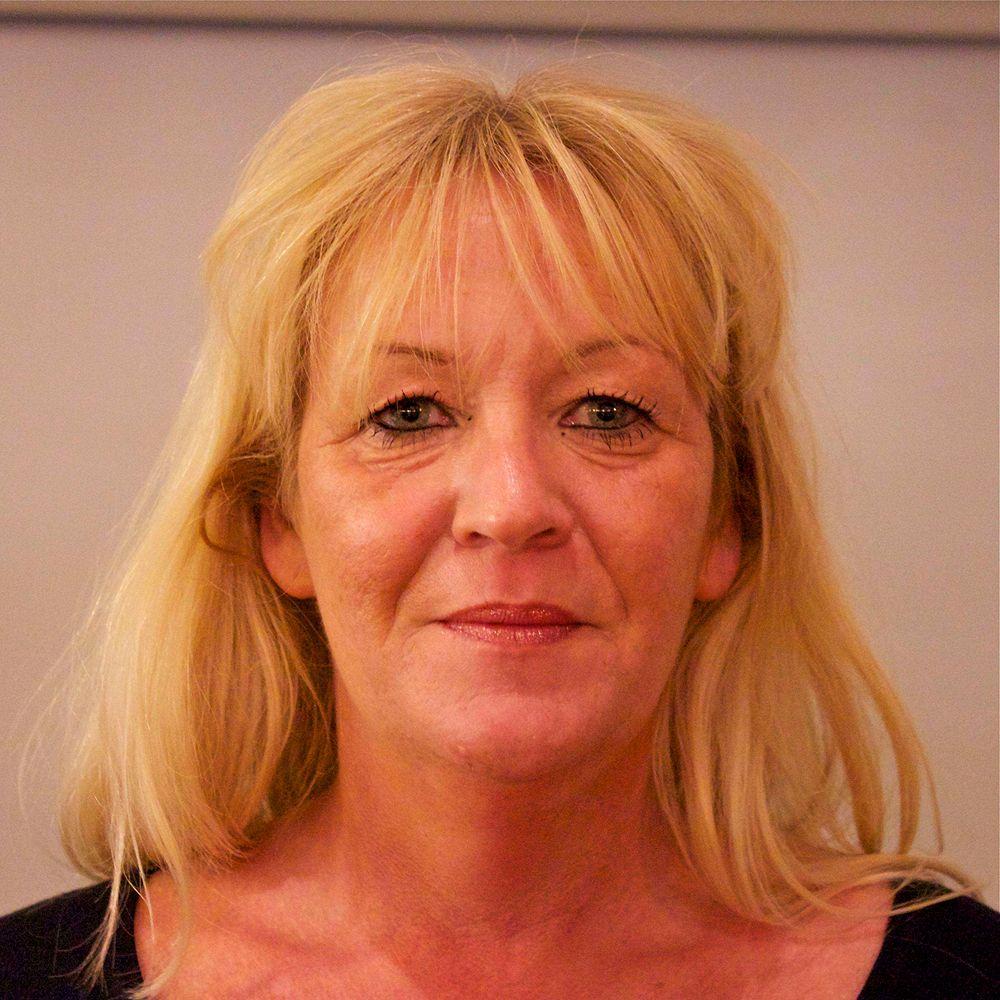 Jolanda Krap, secretariaat DCG