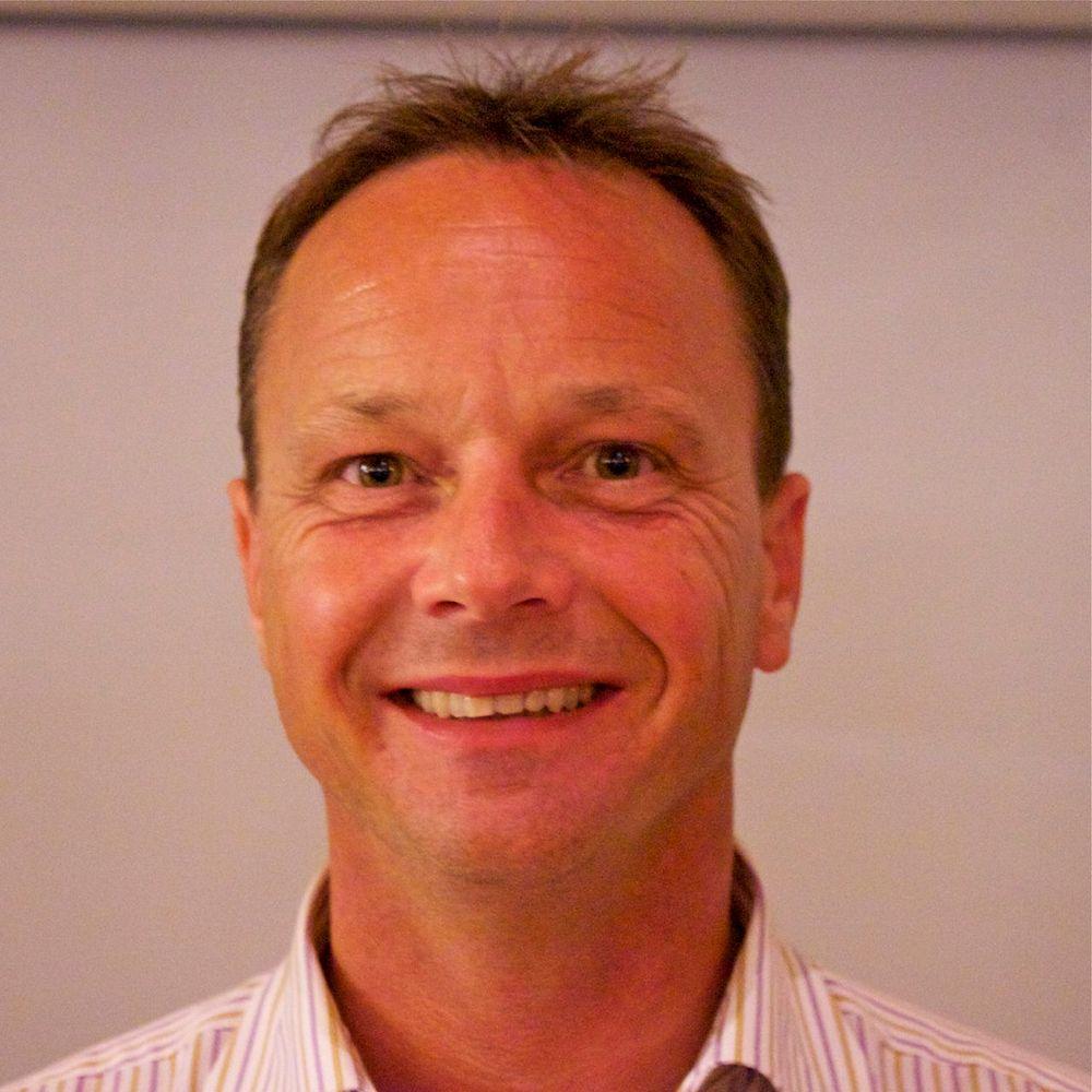 Frank Punt, secretaris DCG