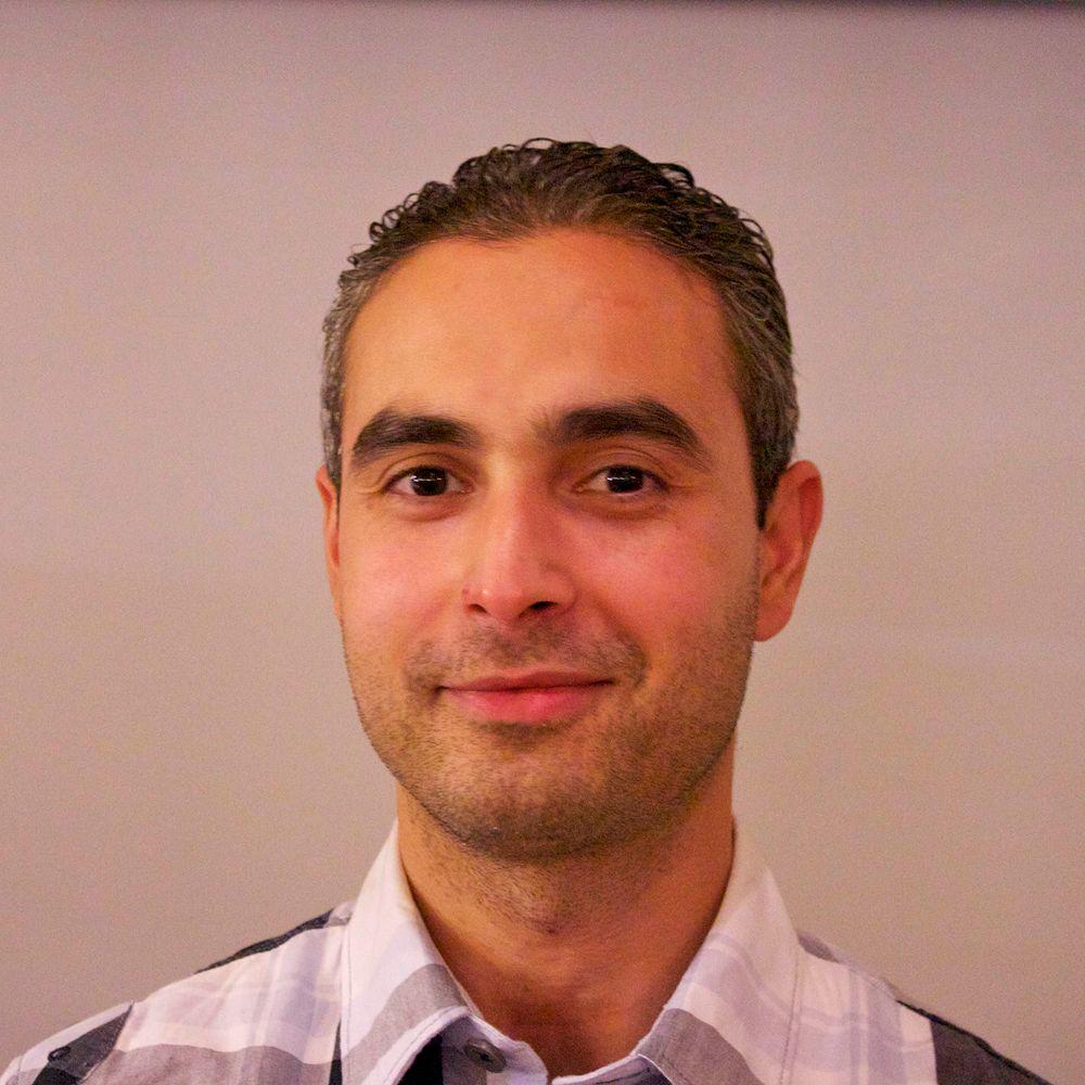 Samir Allilti, bestuurslid jeugdzaken DCG