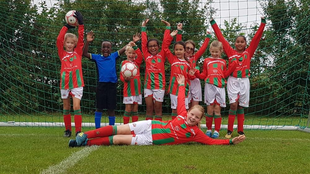 Het team seizoen 2021 - 2022
