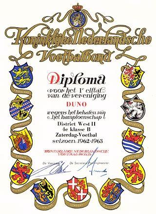 Diploma KNVB