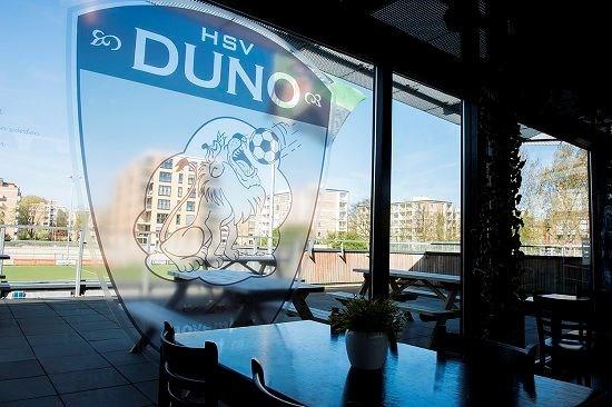 Binnen kijken bij HSV DUNO
