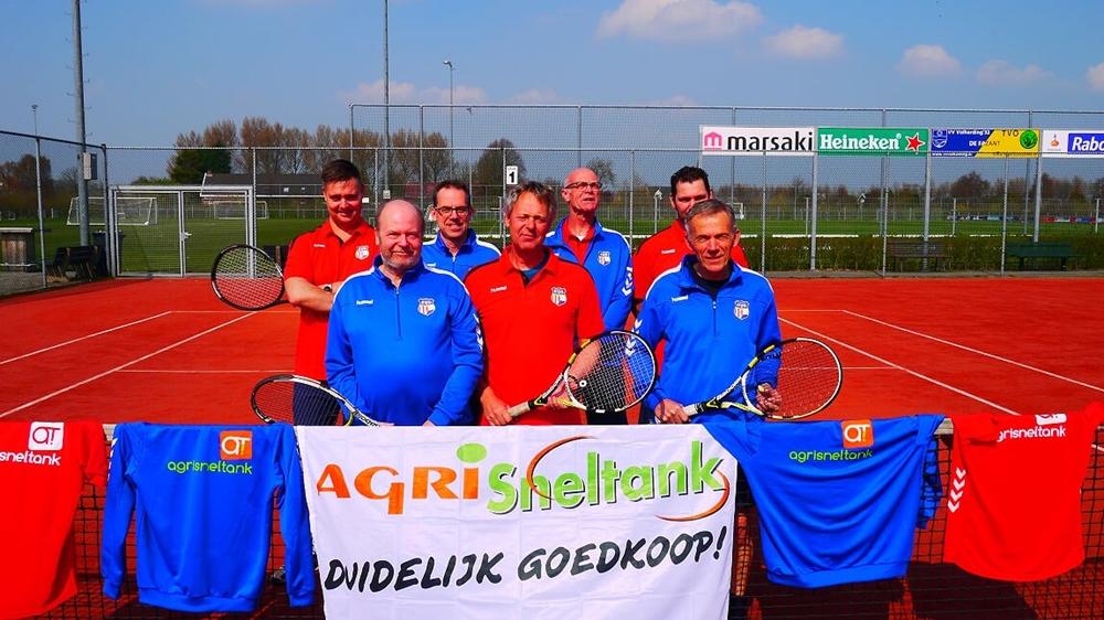 AgriSneltank sponsort herenteam DwO'15