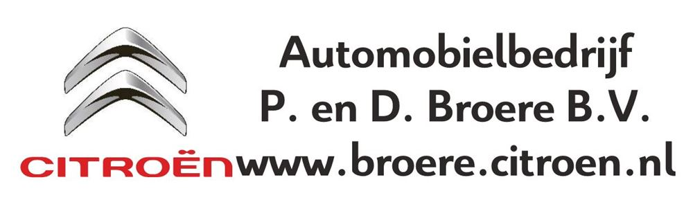 P en D Broere Citroën