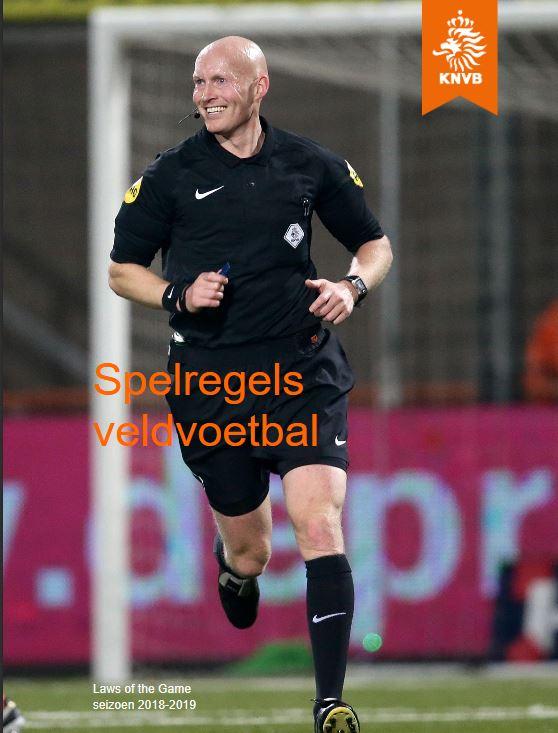 spelregels veldvoetbal