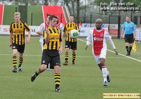 Andries Posthouwer - DVS'33 Ermelo