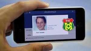 Digitale spelerspas KNVB