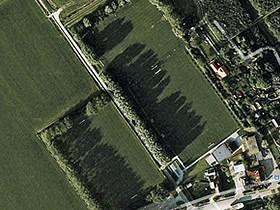 Sportpark E.J. Keijer vanuit de lucht