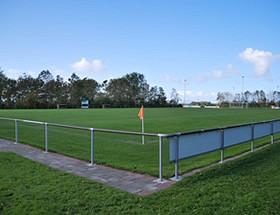 Hoofdveld op het E.J. Keijer Sportpark