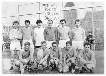 Promotie eerste elftal
