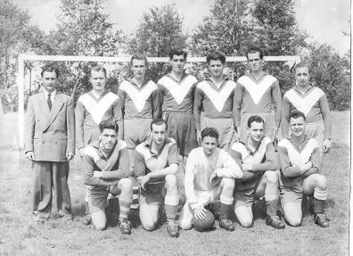 GSBW kampioenen 1954