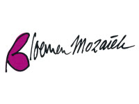 Logo Bloemen Mozaiek