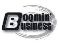 Logo Boomin' Business