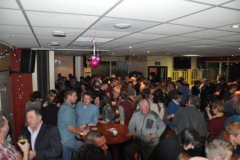 Nieuwjaarsreceptie SV Grashoek