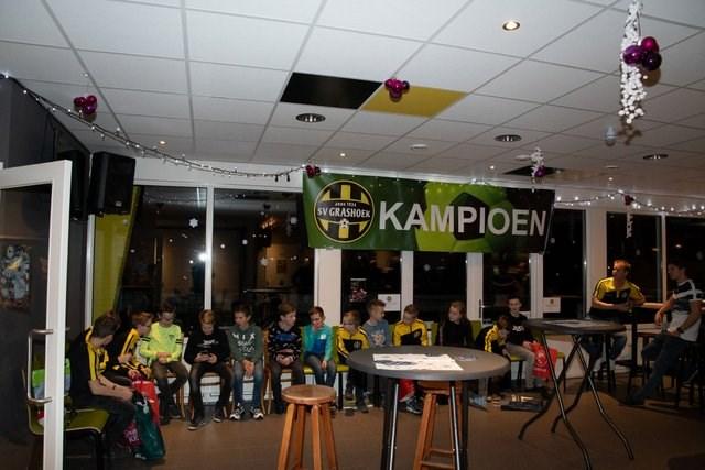 Nieuwjaarsreceptie SV Grashoek 2020