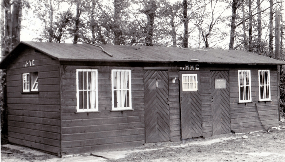 Opening sportpark de Boshoek 1970