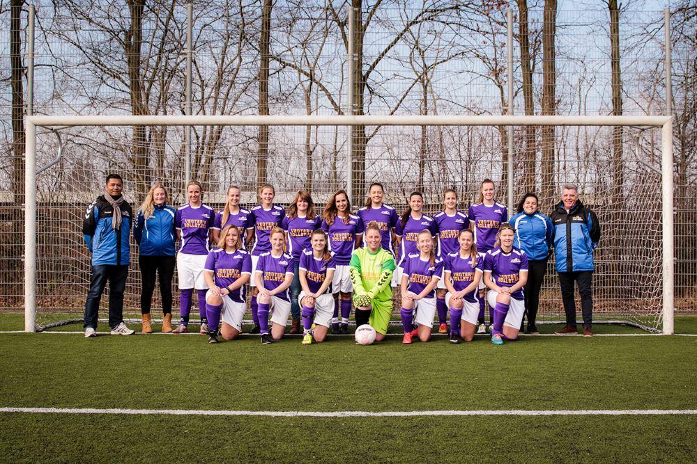 Nieuwe teamfoto 2016