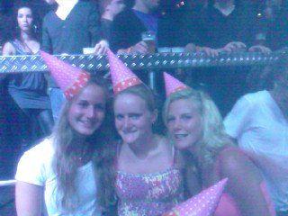 Nicole, Marjolein en Jolijn