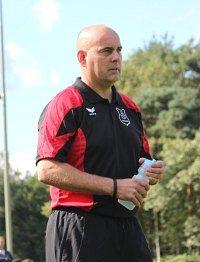 Trainer Erik Groot Hulze