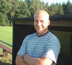 Trainer Henry Stam
