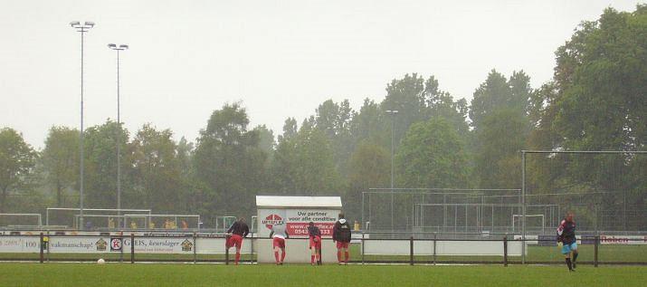Regen in Aalten