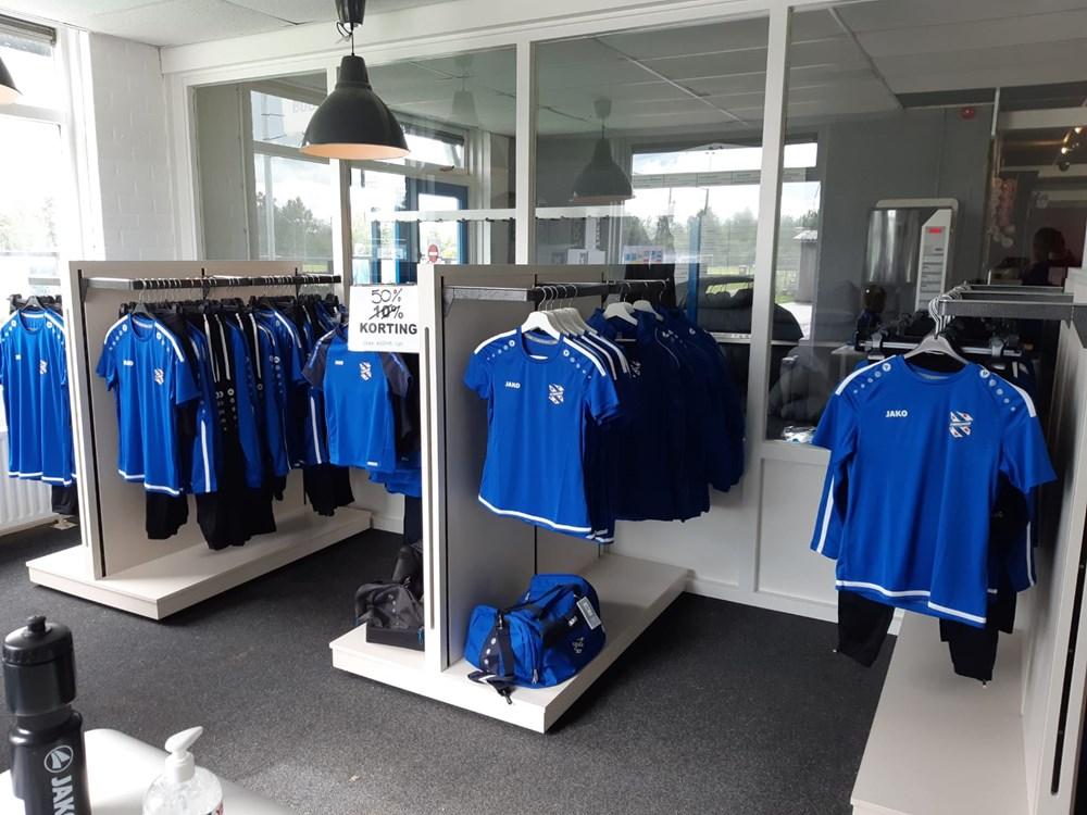 Kledingshop VV Heerenveen