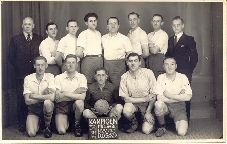 v.v.Heukelum - kampioen 1944